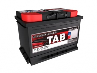 Autobatéria TAB Magic 78 Ah 750 A